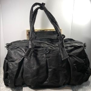 Lululemon travel/gym bag